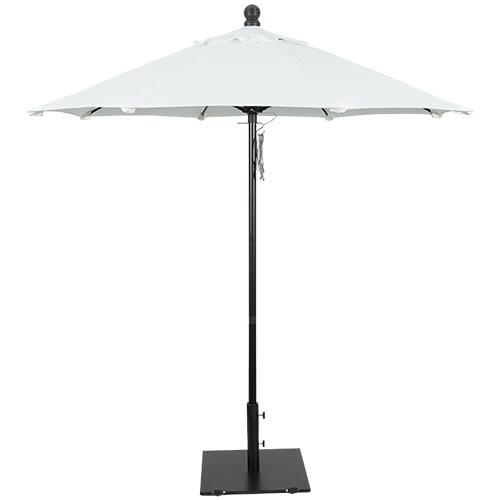 7' Aluminum Fiberglass Umbrella